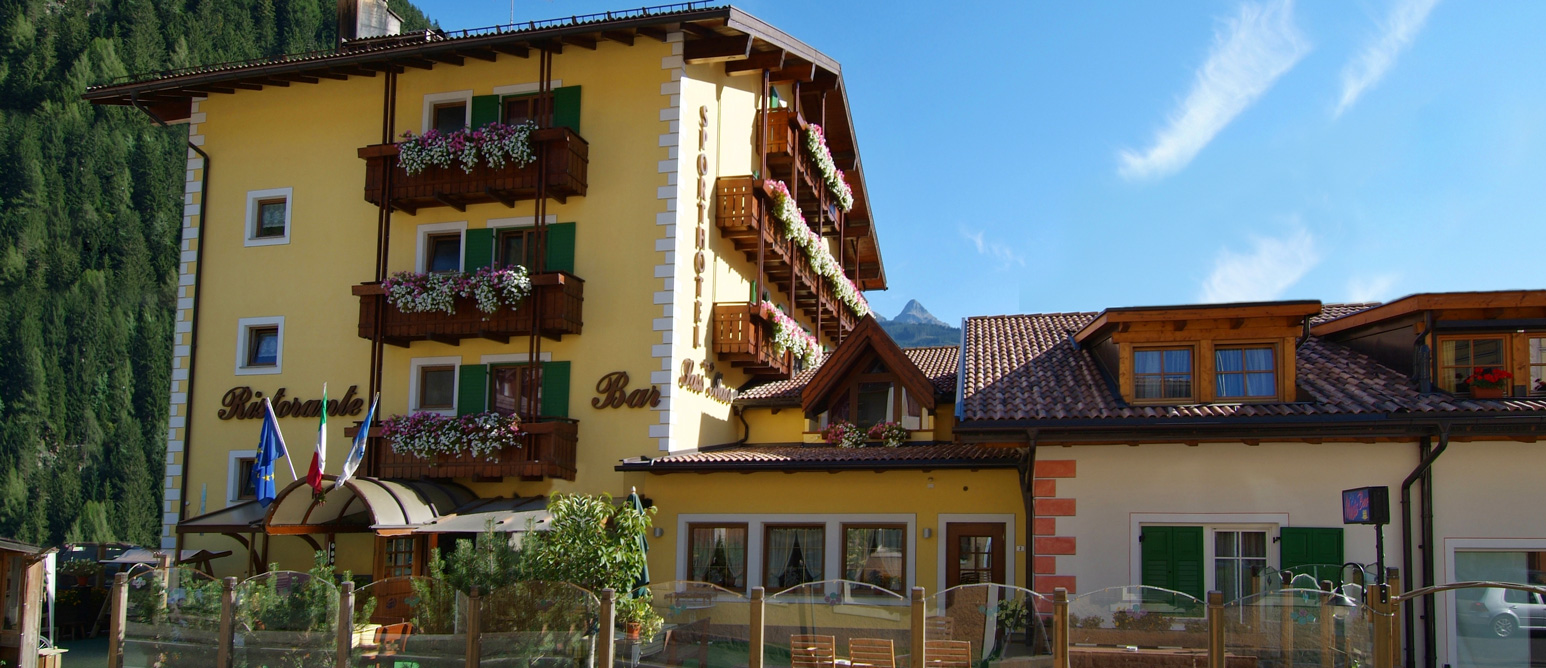 Hotel Sass Maor Predazzo