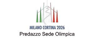 olimpiadi Milano cortina a Predazzo Val di Fiemme