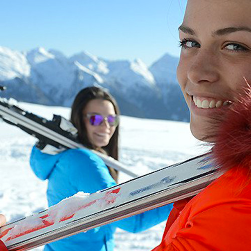 Mondiali skiroll in val di fiemme